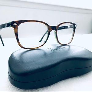 Ray-Ban Tort Glasses